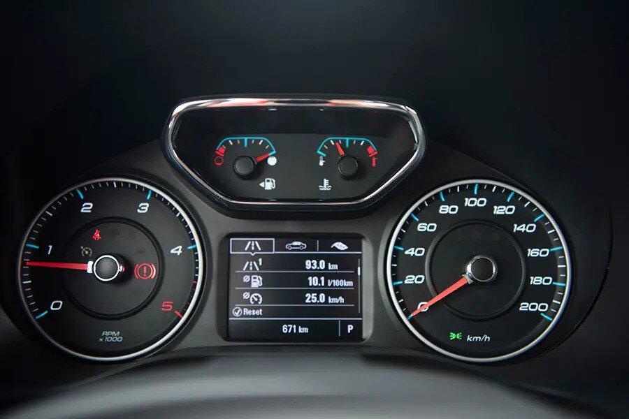 Nội thất Chevrolet Trailblazer - Hình 9