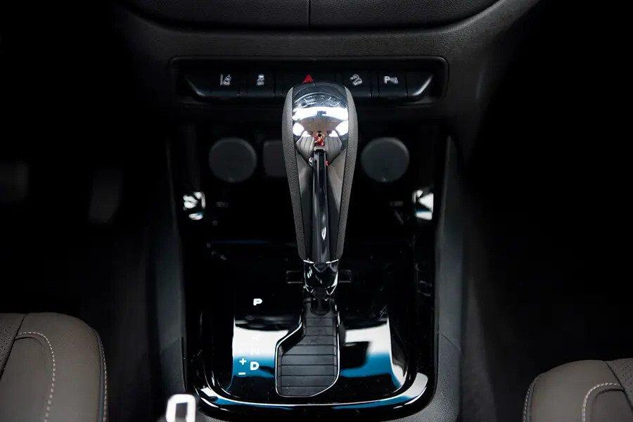 Nội thất Chevrolet Trailblazer - Hình 11