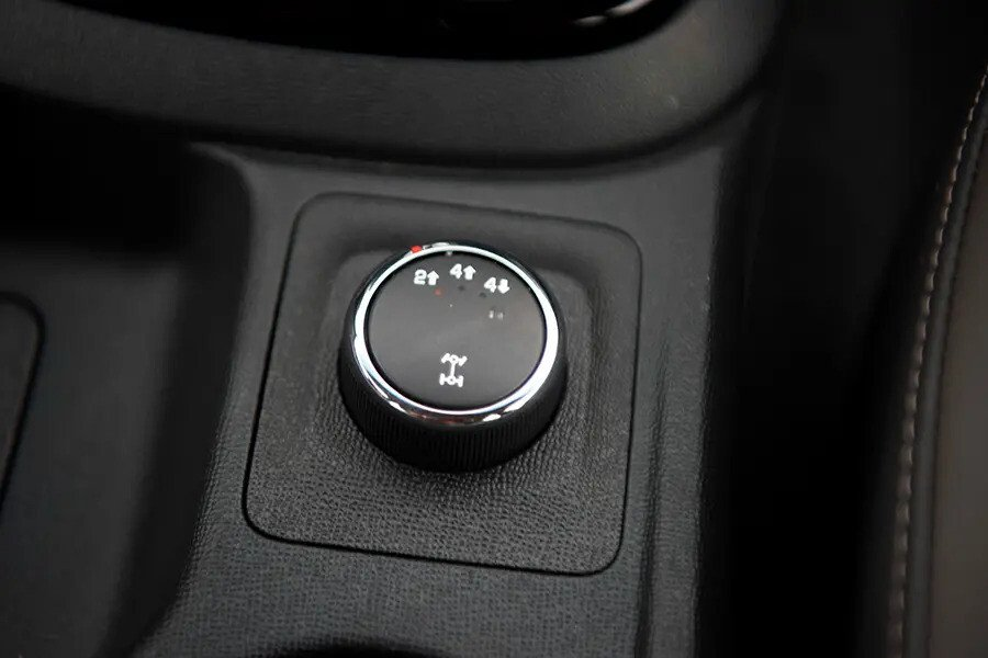 Nội thất Chevrolet Trailblazer - Hình 12