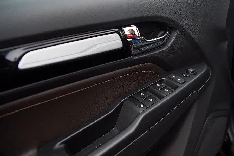 Nội thất Chevrolet Trailblazer - Hình 14