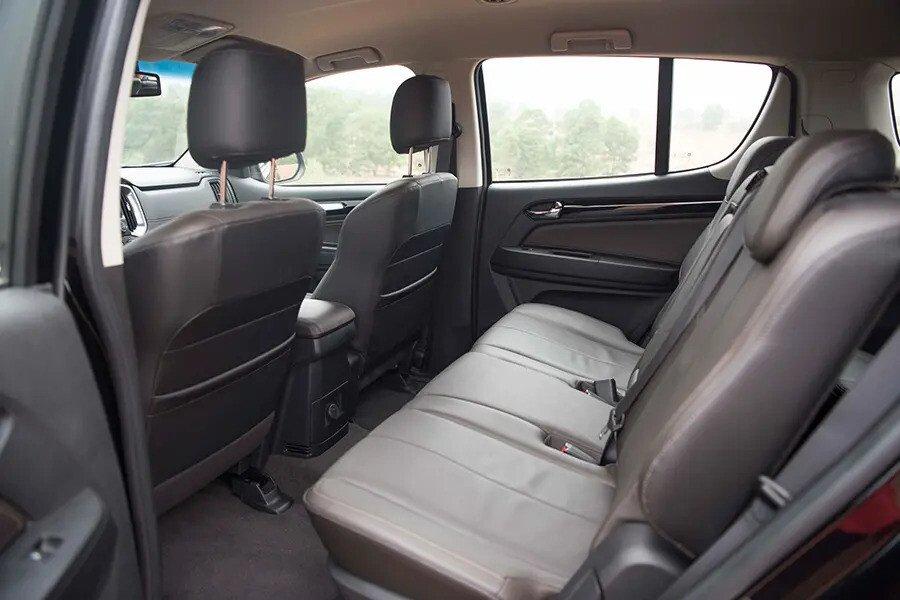 Nội thất Chevrolet Trailblazer - Hình 18