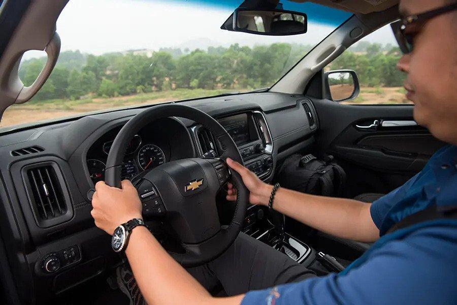Nội thất Chevrolet Trailblazer - Hình 19