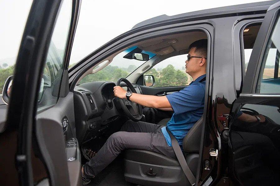 Nội thất Chevrolet Trailblazer - Hình 20