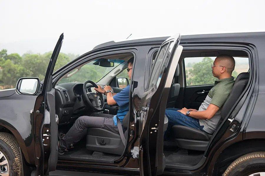 Nội thất Chevrolet Trailblazer - Hình 21