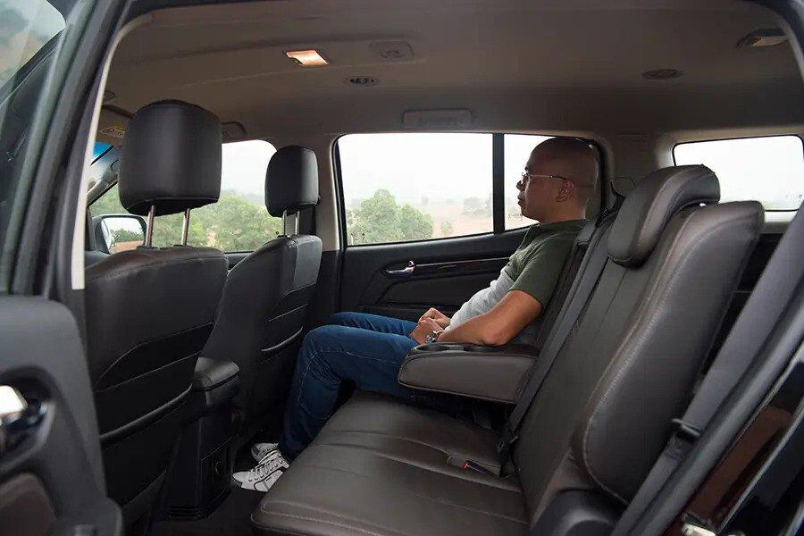 Nội thất Chevrolet Trailblazer - Hình 22