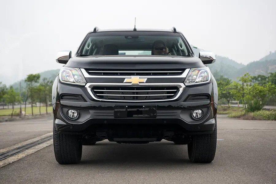 Chevrolet Trailblazer - Hình 7