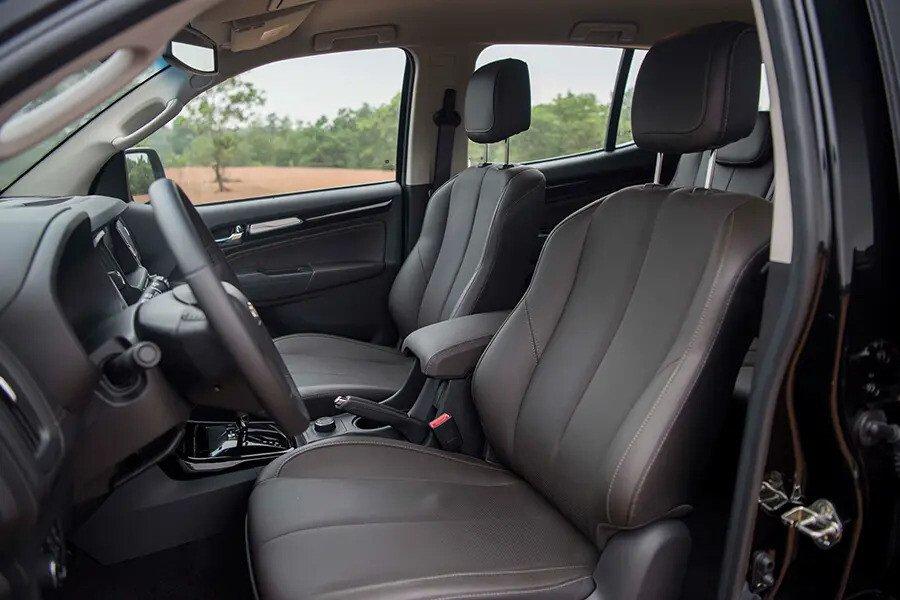 Nội thất Chevrolet Trailblazer - Hình 27