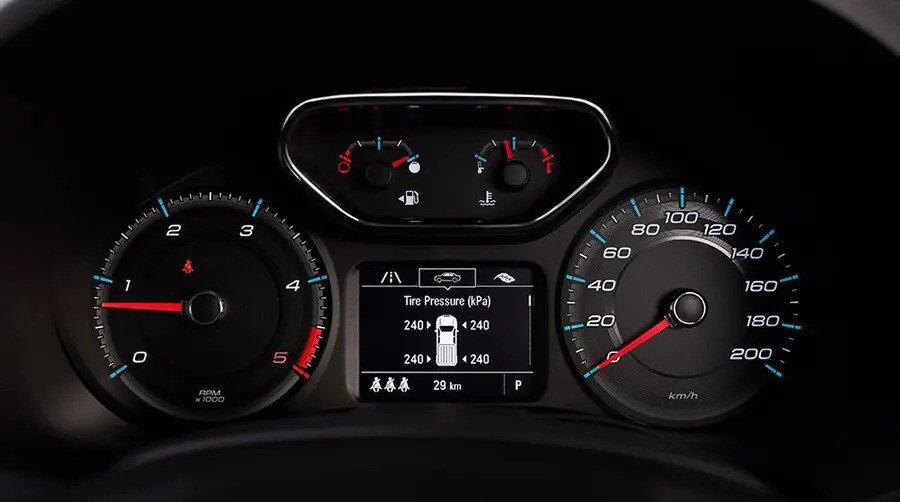 Chevrolet Trailblazer - Hình 85