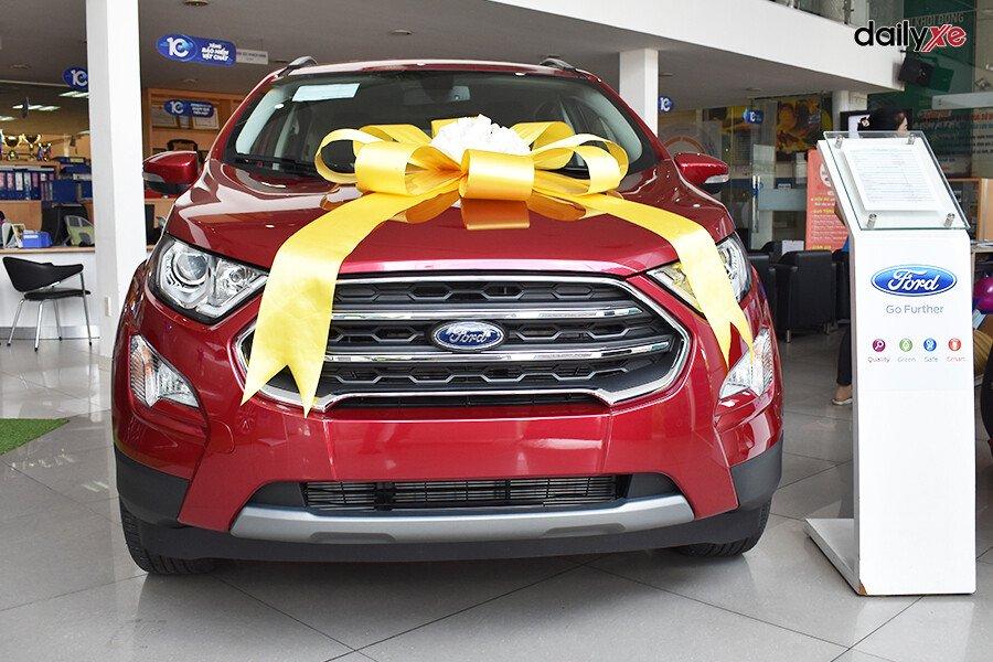 Ford EcoSport 1.0L AT Titanium - Hình 1