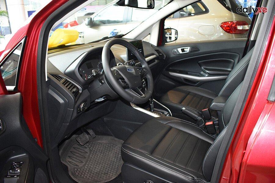 Ford EcoSport 1.0L AT Titanium - Hình 21