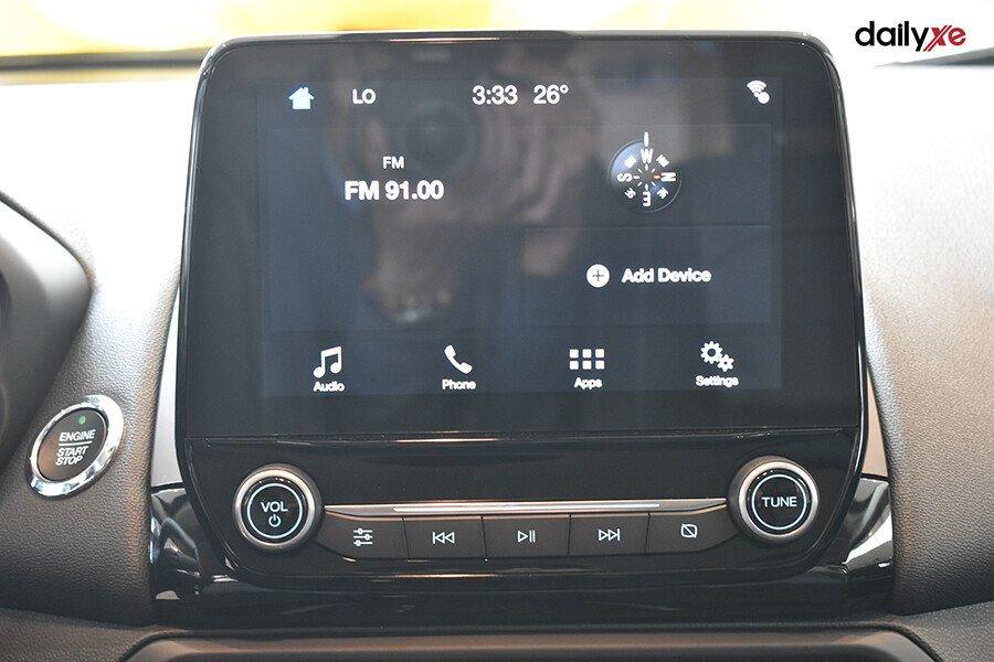 Ford EcoSport 1.0L AT Titanium - Hình 25