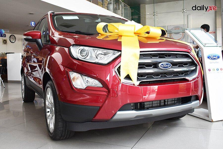 Ford EcoSport 1.0L AT Titanium - Hình 3