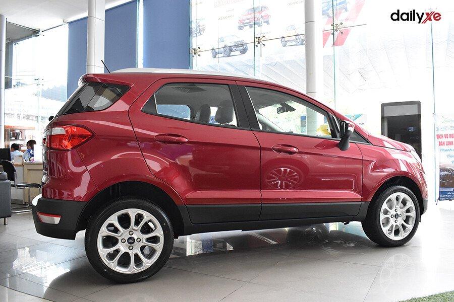 Ford EcoSport 1.0L AT Titanium - Hình 9