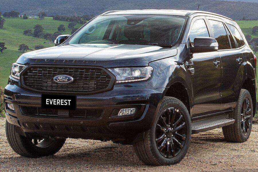 Ford Everest Sport 2.0AT 4x2 - Hình 1