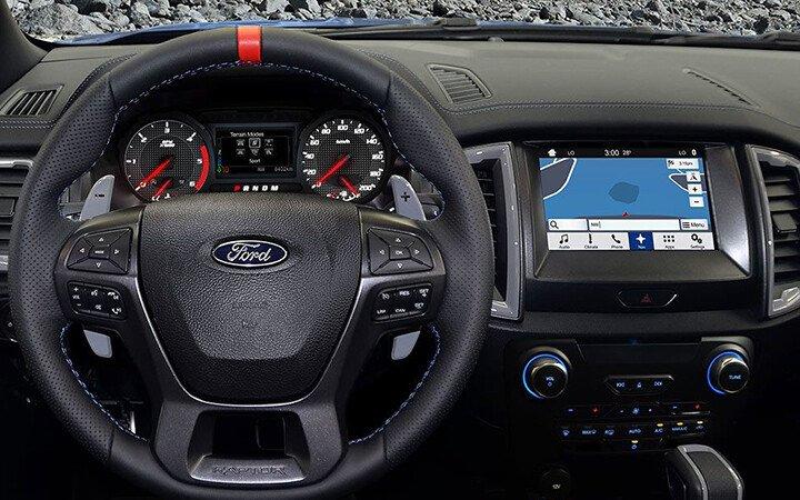 Ford Ranger Raptor 2.0L 4x4 AT - Hình 13