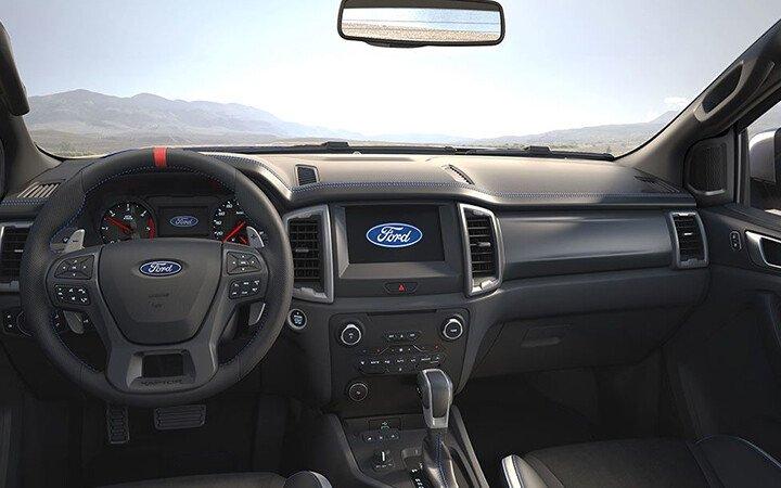 Ford Ranger Raptor 2.0L 4x4 AT - Hình 17