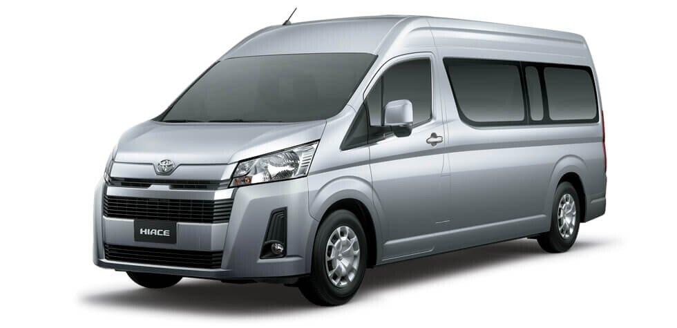 Toyota Hiace Động cơ dầu - Hình 1