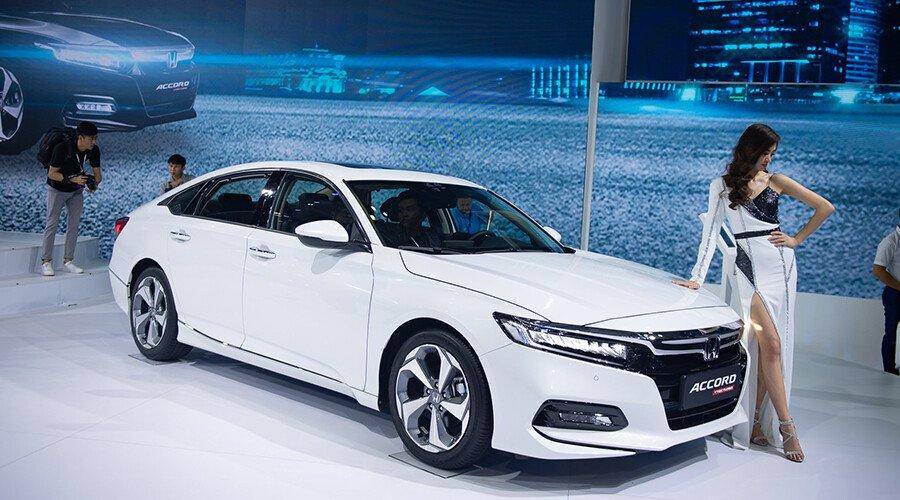 Honda Accord 1.5L Turbo 2020 - Hình 1