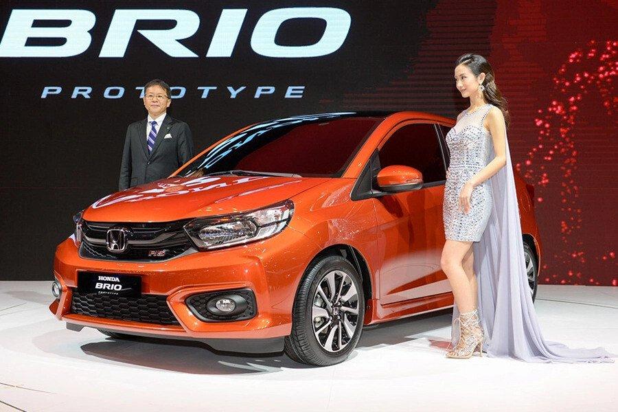 Honda Brio 1.2 CVT (Máy xăng) - Hình 1