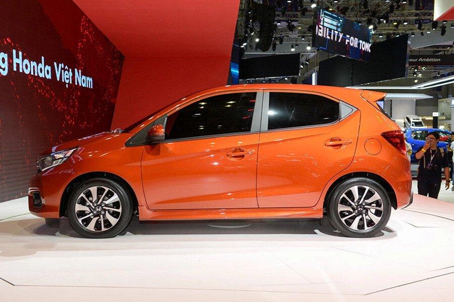 Honda Brio 1.2 CVT (Máy xăng) - Hình 13
