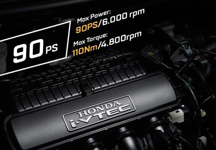 Honda Brio 1.2 CVT (Máy xăng) - Hình 33