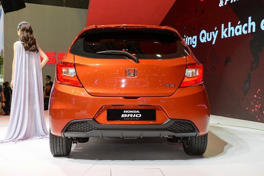 Honda Brio 1.2 MT (Máy xăng) - Hình 17