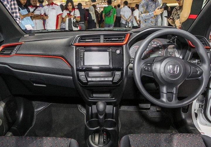 Honda Brio 1.2 MT (Máy xăng) - Hình 21
