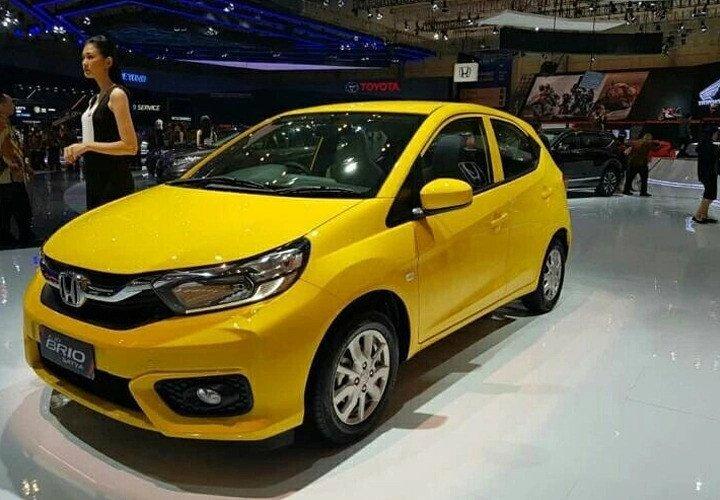 Honda Brio 1.2 MT (Máy xăng) - Hình 5