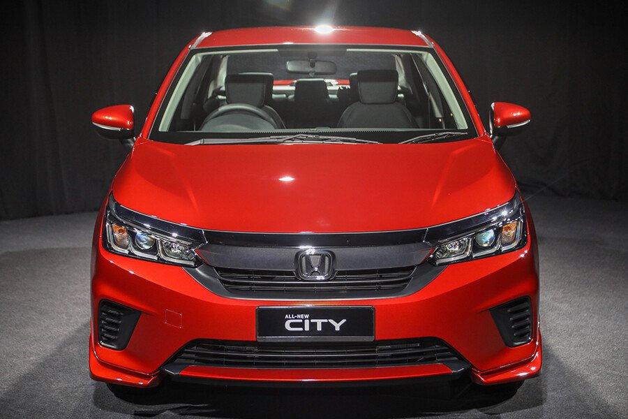 Honda City 1.5 G 2021 - Hình 3