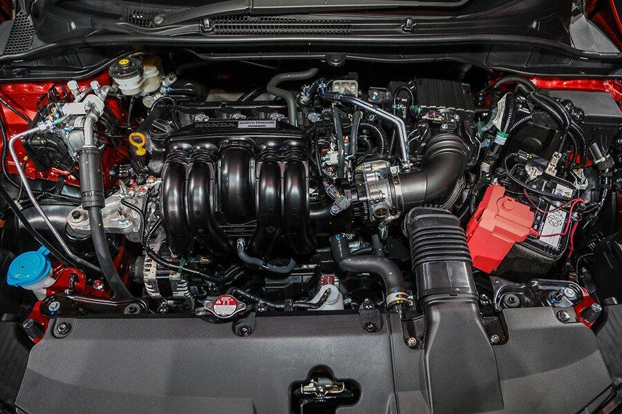 Honda City 1.5 G 2021 - Hình 33