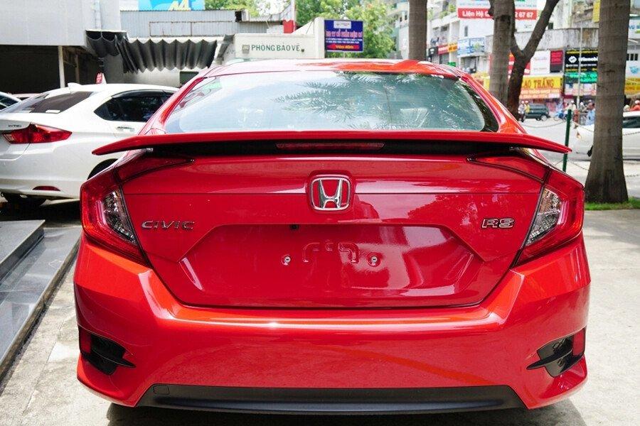 Honda Civic 1.5L RS 2021 - Hình 10