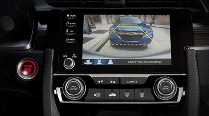 Honda Civic 1.5L RS 2021 - Hình 16