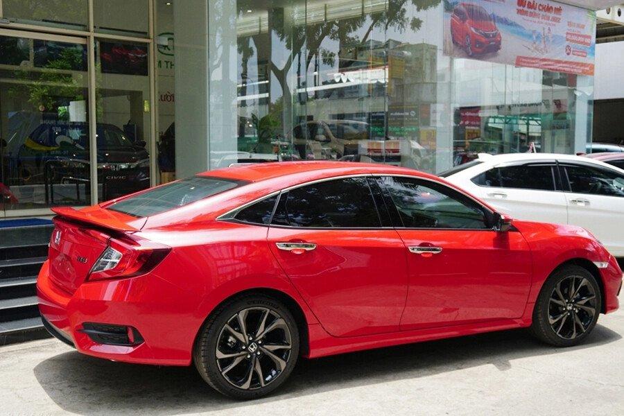 Honda Civic 1.5L RS 2021 - Hình 6