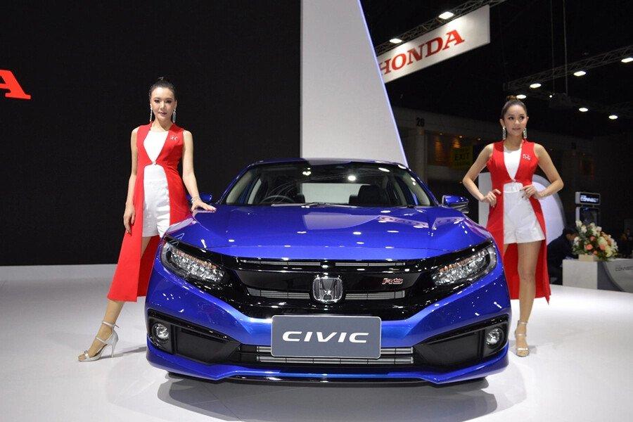Honda Civic 1.8 E 2020 - Hình 1