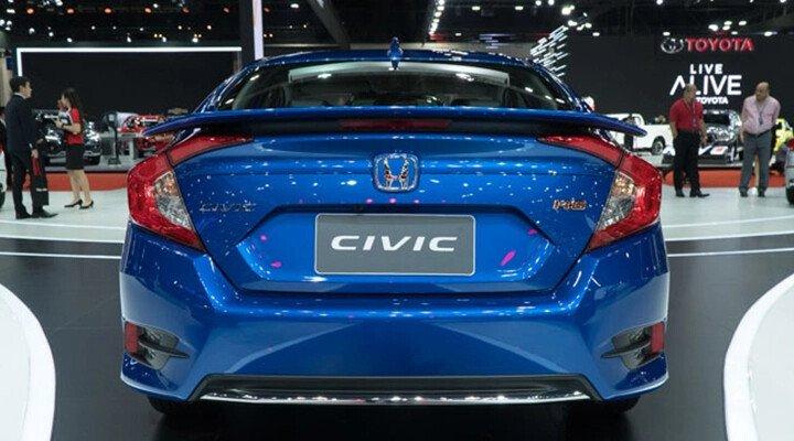 Honda Civic 1.8 E 2020 - Hình 19