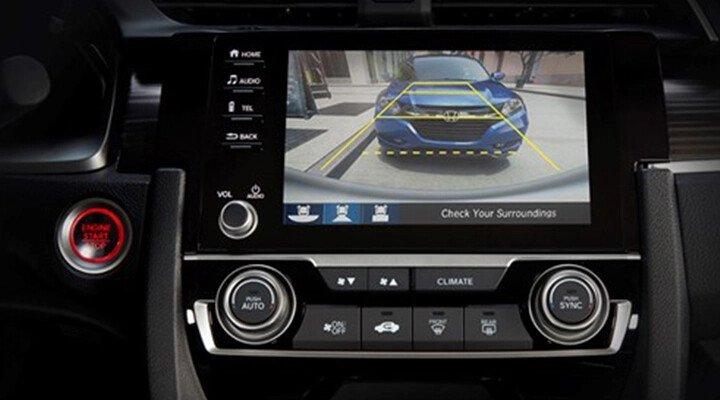 Honda Civic 1.8 E 2020 - Hình 31