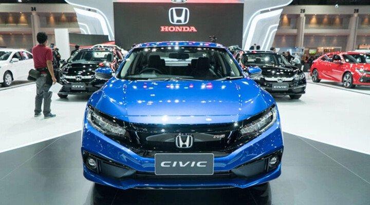 Honda Civic 1.8 E 2020 - Hình 4
