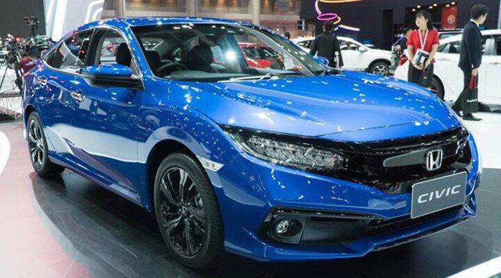 Honda Civic 1.8 E 2020 - Hình 43