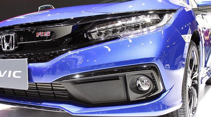 Honda Civic 1.8 E 2020 - Hình 7