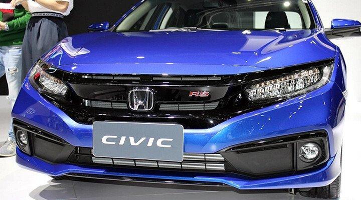 Honda Civic 1.8 E 2020 - Hình 9