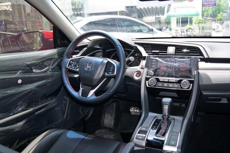 Honda Civic 1.8L G 2021 - Hình 13