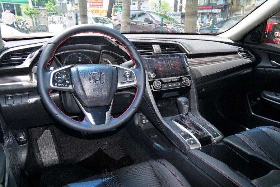 Honda Civic 1.8L G 2021 - Hình 14