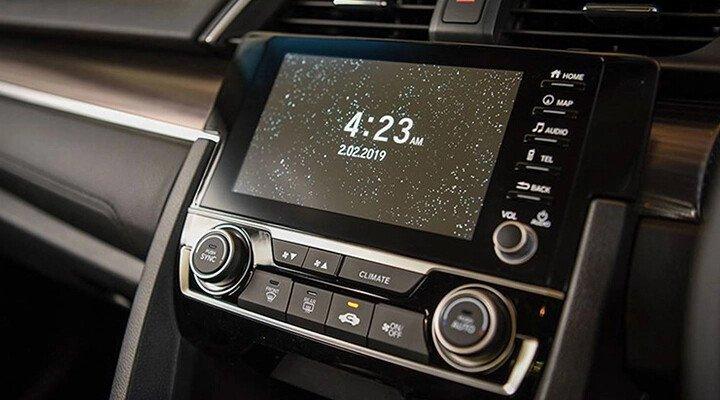 Honda Civic 1.8L G 2021 - Hình 15