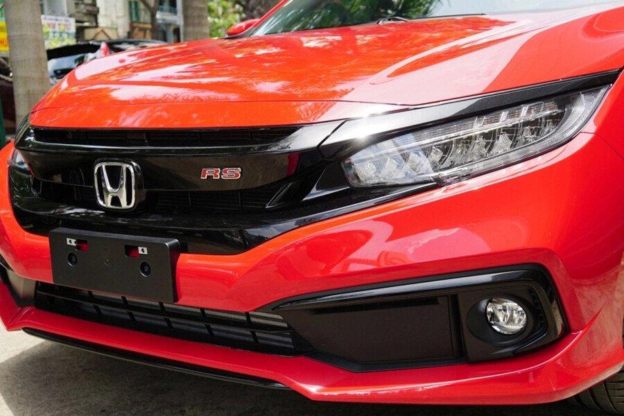 Honda Civic 1.8L G 2021 - Hình 5