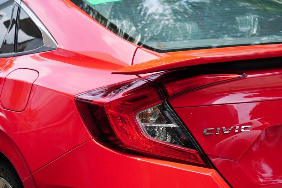 Honda Civic 1.8L G 2021 - Hình 7