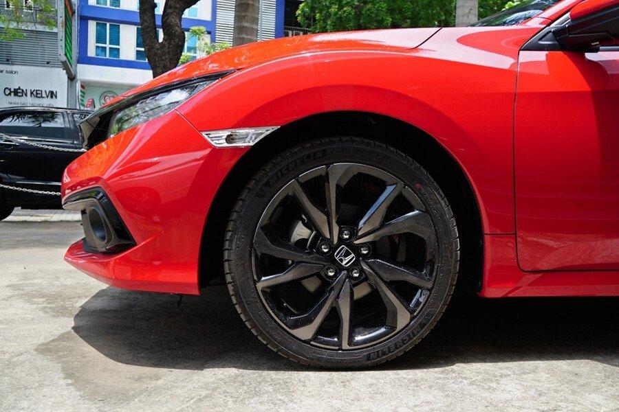 Honda Civic 1.8L G 2021 - Hình 9