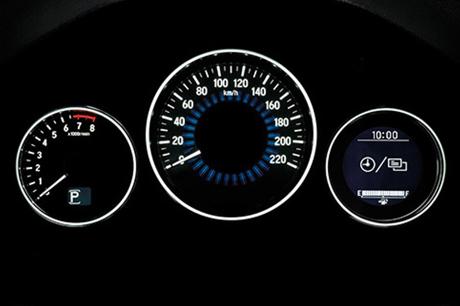 Honda HR-V G 2020 - Hình 17