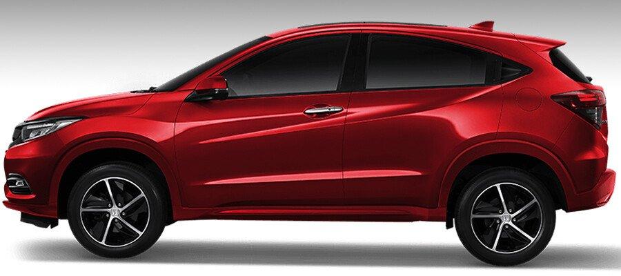 Honda HR-V L 2020 (Ghi bạc/ Xanh dương/ Đen Ánh) - Hình 11