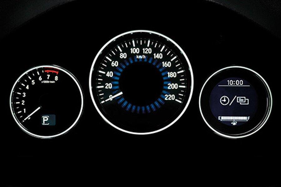 Honda HR-V L 2020 (Ghi bạc/ Xanh dương/ Đen Ánh) - Hình 17