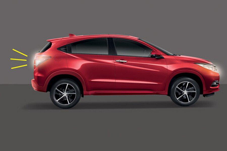 Honda HR-V L 2020 (Ghi bạc/ Xanh dương/ Đen Ánh) - Hình 38
